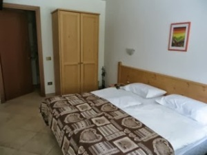 Room at hotel Garni Roberta