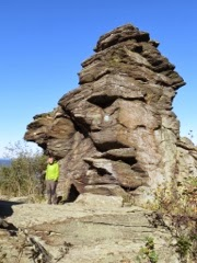 Obri Skaly (Giant Rocks)