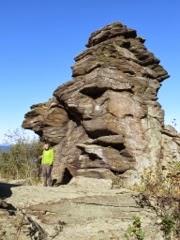 Obri Skaly (Giant Rocks)