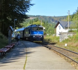 Ramzova train station