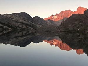 Morning at Garnet Lake