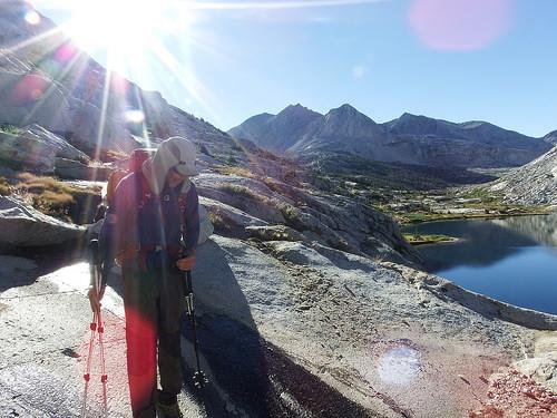 Leaving Palisade Lakes