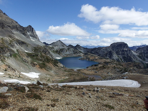 Upper Ice Lake