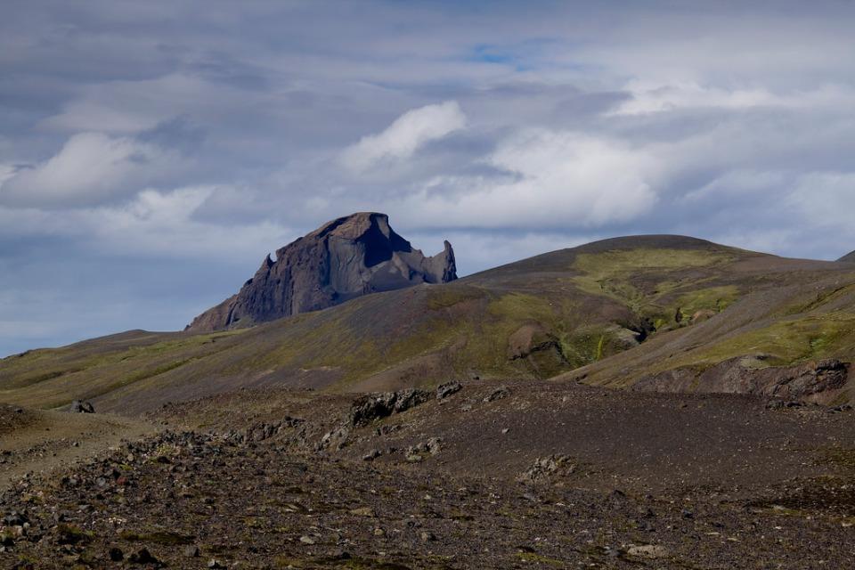 Wild Boar Rock