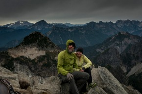 Layers and layers of rugged wilderness. That is what North Cascades stand for.